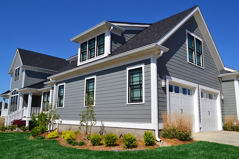 Hardie Fiber Cement Siding Provides Value Amp Curb Appeal