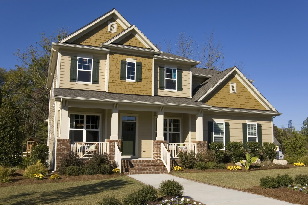 Hardie fiber cement siding provides value curb appeal for All american exterior solutions
